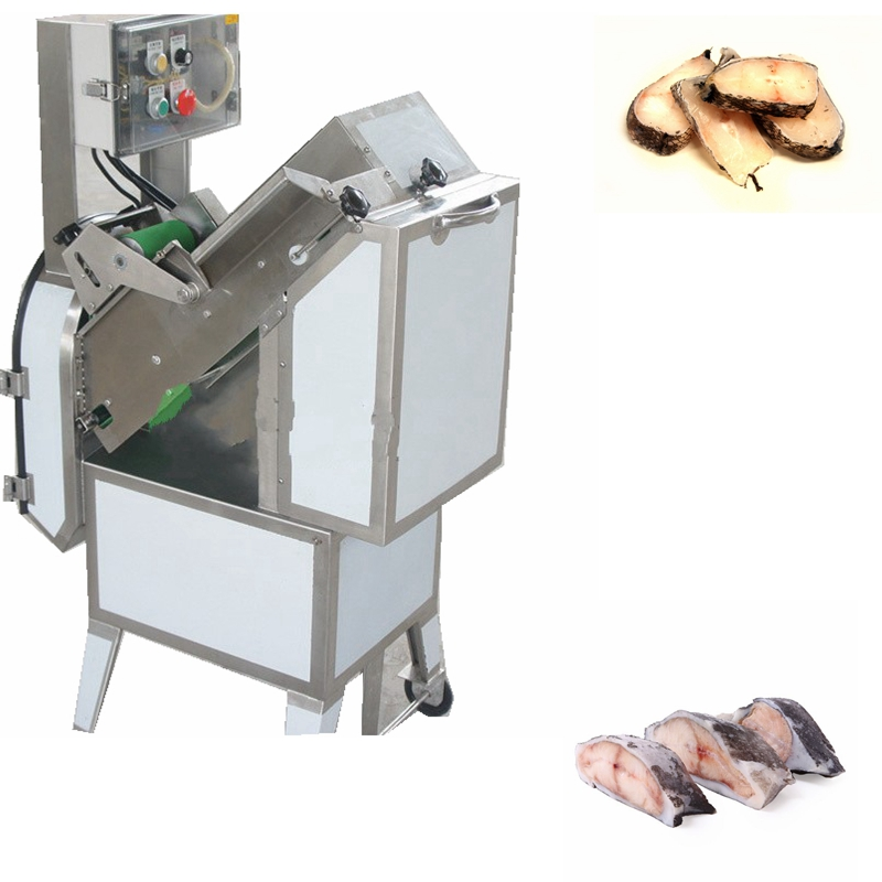 Mackerel fish beveling slicer machine for sale