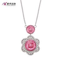 Xn4772-turkish gemstone jewelry crystals from Swarovski vintage necklace