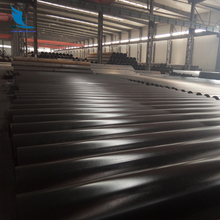 gas cylinder pipe/3pe butt welded spiral steel pipes/tube
