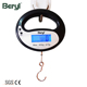 Good Quality 40Kg 10G Digital Luggage Scale Portable Pocket Scales With Blue Backlight