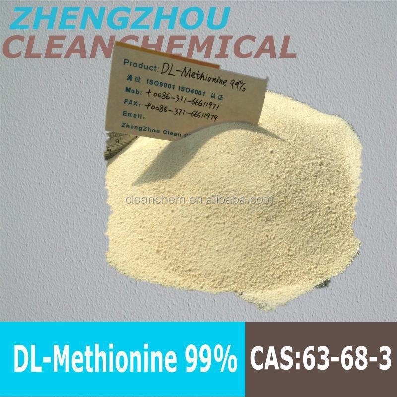 DL-Methionine achieve low nitrogen excretion