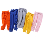 YY10361B New arrival blank design casual kids boys hip-hop cotton sweat pants