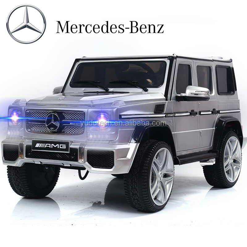 License Mercedes-benz G65 remote control baby electric car kids battery powered Mp3 2.4G bluetooth remote control ride on cars
