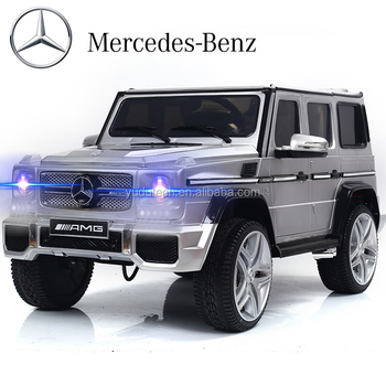 License Mercedes Benz G65 Remote Control Baby Electric Car Kids Battery Ed Mp3 2 4g