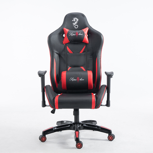 Spain Bulgaria Comfortable Computer chair Video E Sport Gaming Player high back rocking computer chair With Nylon Base