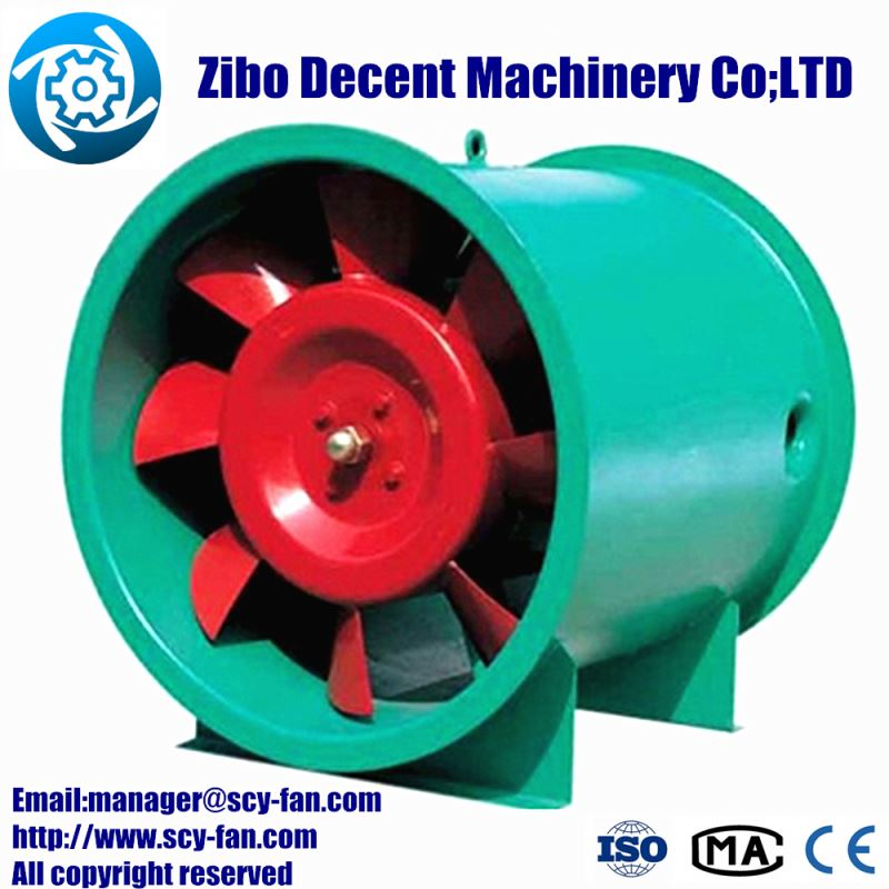Coal powder handling Centrifugal Fan with cyclone dust extractor