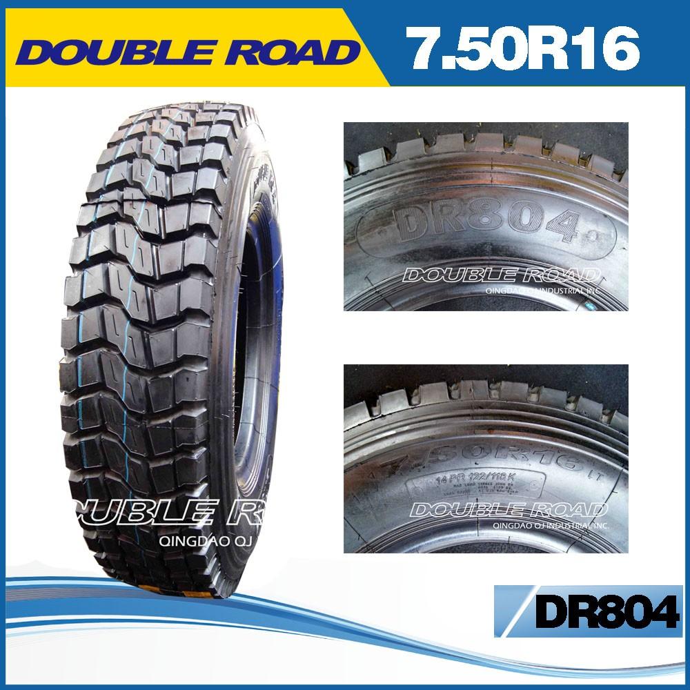 Wholesale Rubber Bias Radial Truck Tire 7.50x16 900 20 7.50x20 7.50 16 9.00-20 Bias Light Truck ...
