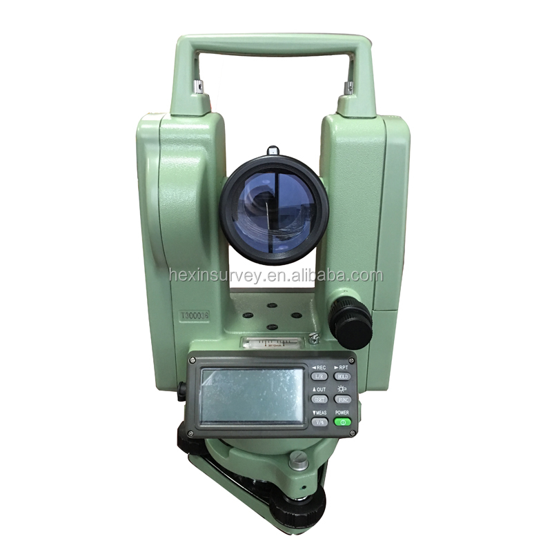 High accuracy theodolite laser plummet CST berger DGT2 accuracy of at least 2 seconds used theodolite price