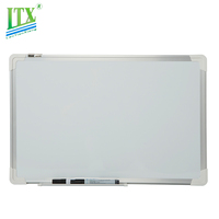 magnetic whiteboard classroom writing board teaching white board with markers whiteboard with frame