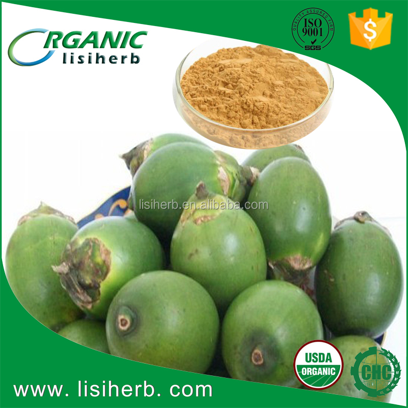 high quality Areca Nut extract / Areca Catechu extract Arecoline powder