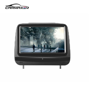 "Touch screen car dvd pyle 9"" lcd headrest entertainment system CD/HD/IR/FM/USB/SD"