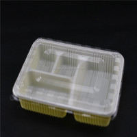 China manufacturer biodegradable lunch box
