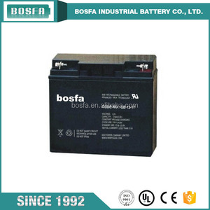 vrla battery 12v 17ah 20hr battery for ups