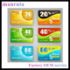 Fashion itunes gift card with 4C printing plastic leading manufacture