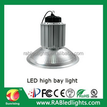 New item top quality ufo model 150w led high bay light industrial lamp with meanwell driver