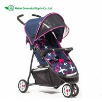lightweight baby stroller pram with en 1888 made in china