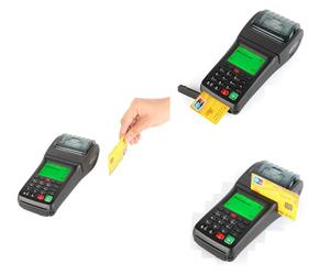 Handheld GPRS SMS Thermal Receipt Printer Portable Billing Machine for Mobile Payment