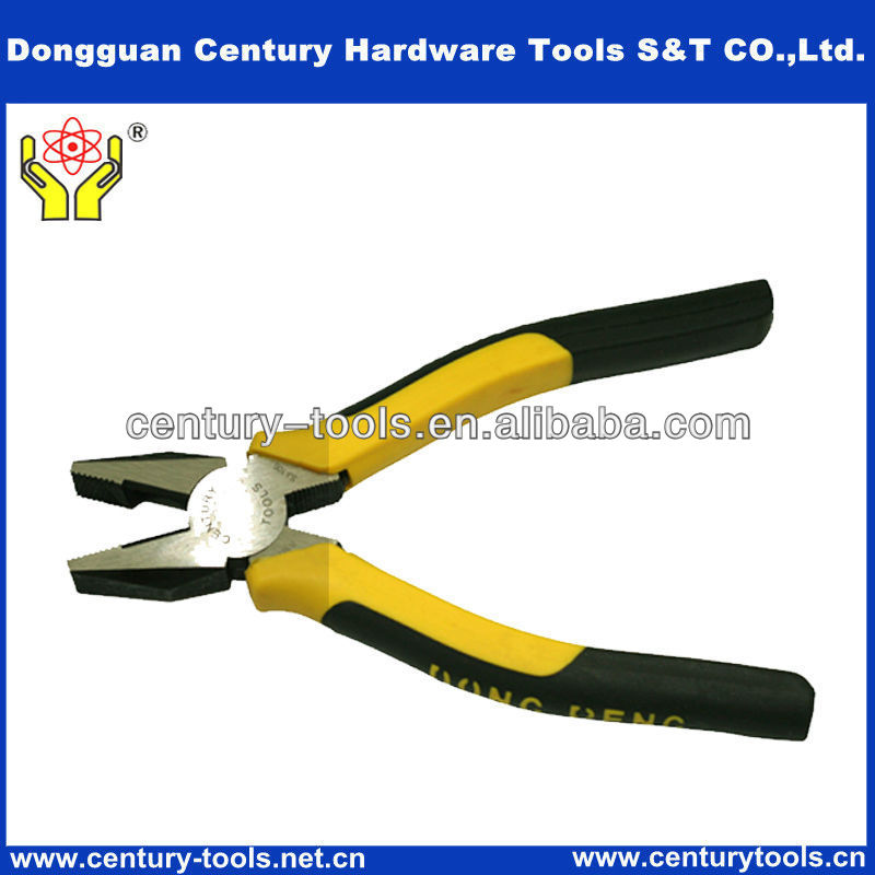 carbon alloy wire stripper plier hand held polishing tools