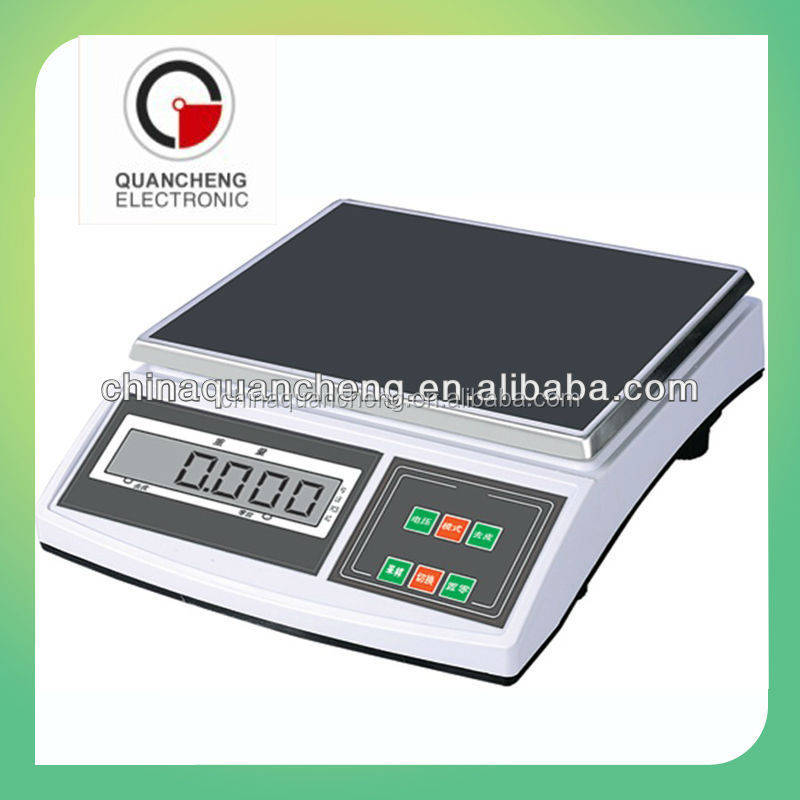 30kg high precision electronic weight scale weighing scale rs232