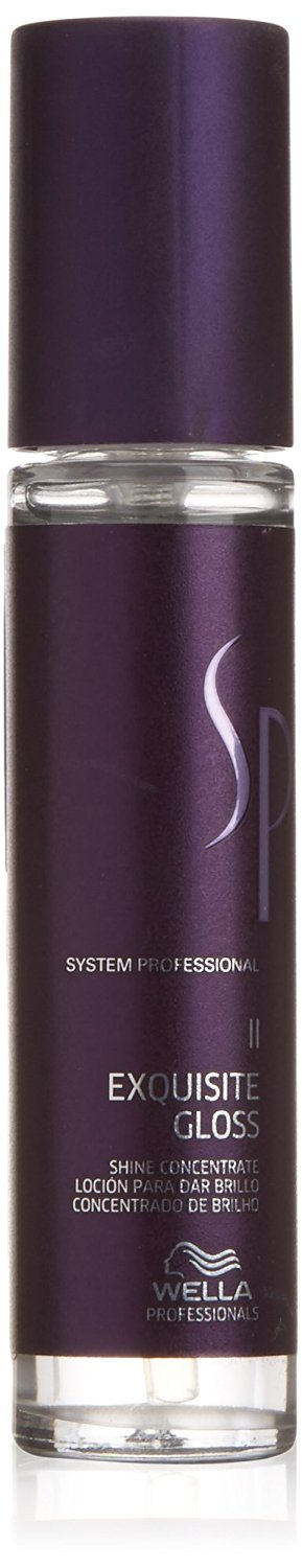 buy wella sp style exquisite gloss shine serum 40ml in cheap price