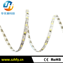 2017 New product smd 2835 led strip flexible s led strip DC 12V 60LEDs/m for backlight signage decorative lighting with 3 years