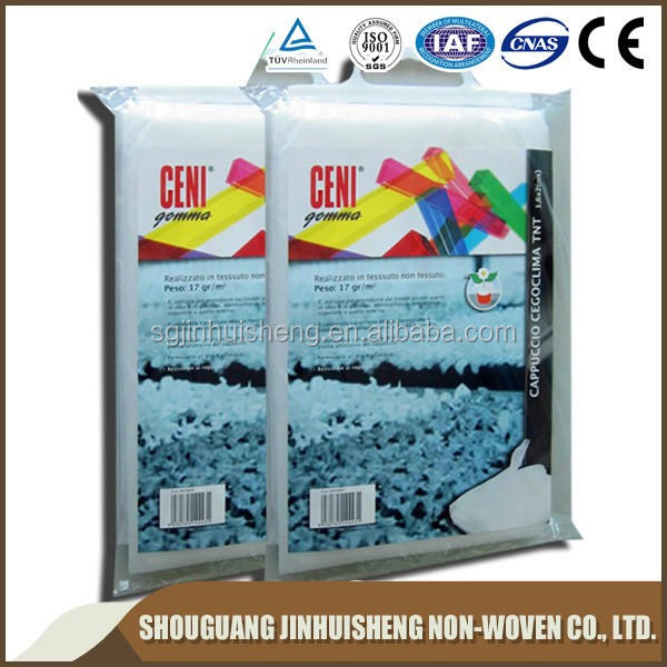 [FACTORY ] BSCI certificate PP Nonwoven vegetable plant covers/plant grow bags/winter and frost protection covers (non-woven)