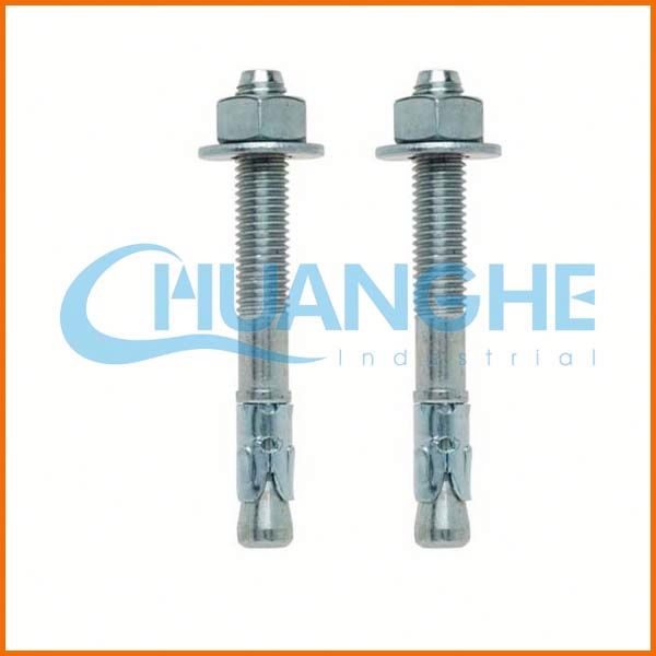 Made in China plastic plug for screw