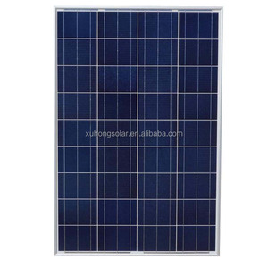 chinese factory new energy products mono cells solar panel 100W 17.53V solar panel