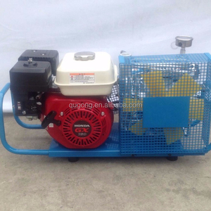 300bar air compressor/high pressure tank 300bar for paintball/high air compressor for diving center