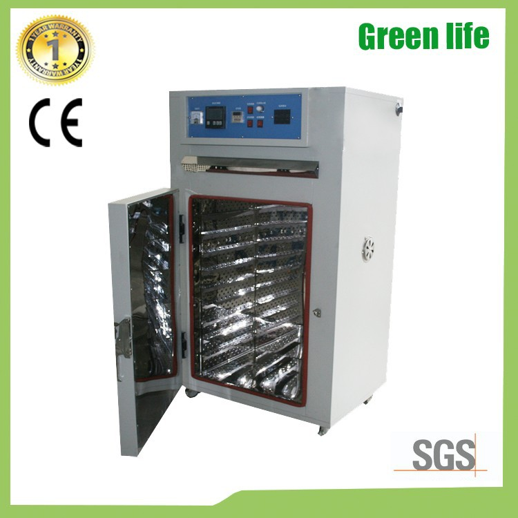 industrial high precision hot air oven Equipped with casters and feet helps users to move the oven hot air oven