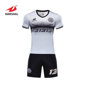 b10700986 OEM 100% polyester dri fit fabric hot sale custom women soccer jersey in  wholesale price