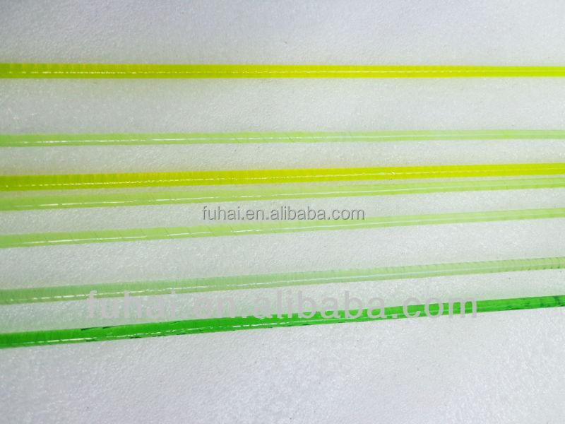 Alta calidad varilla de fibra de vidrio epoxi varilla de - Fibra vidrio aislante ...
