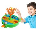 1pcs Free Shipping Kid Bouncing Ball Outdoor Sport Toys Indoor Play Desktop Basketball parent child exercise