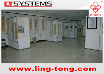 Exhibition Stand Art : Customized exhibition booth for art display display wall buy