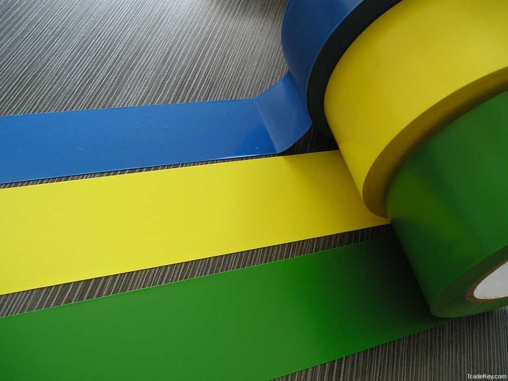 cheap price pvc lane marking tape used for land marking and area devide
