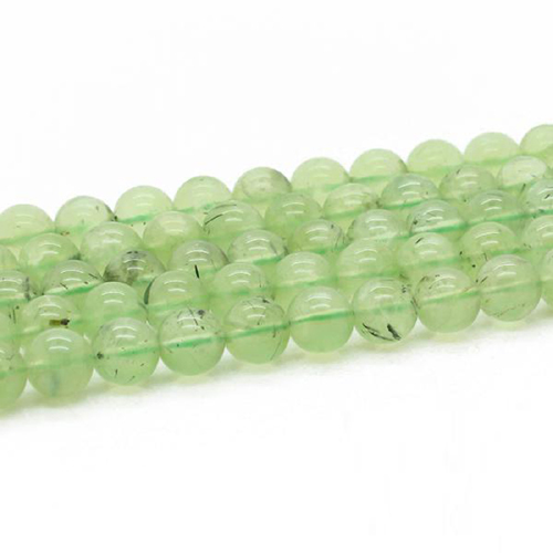 Fashion natural Prehnite gems stone semi-precious stone beads for jewelry accessories ,6mm - 12mm available ,GB042
