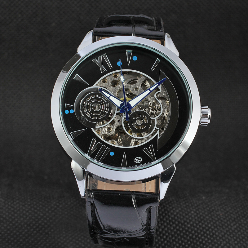 Own Logo Connectee Single Hand Watch Man