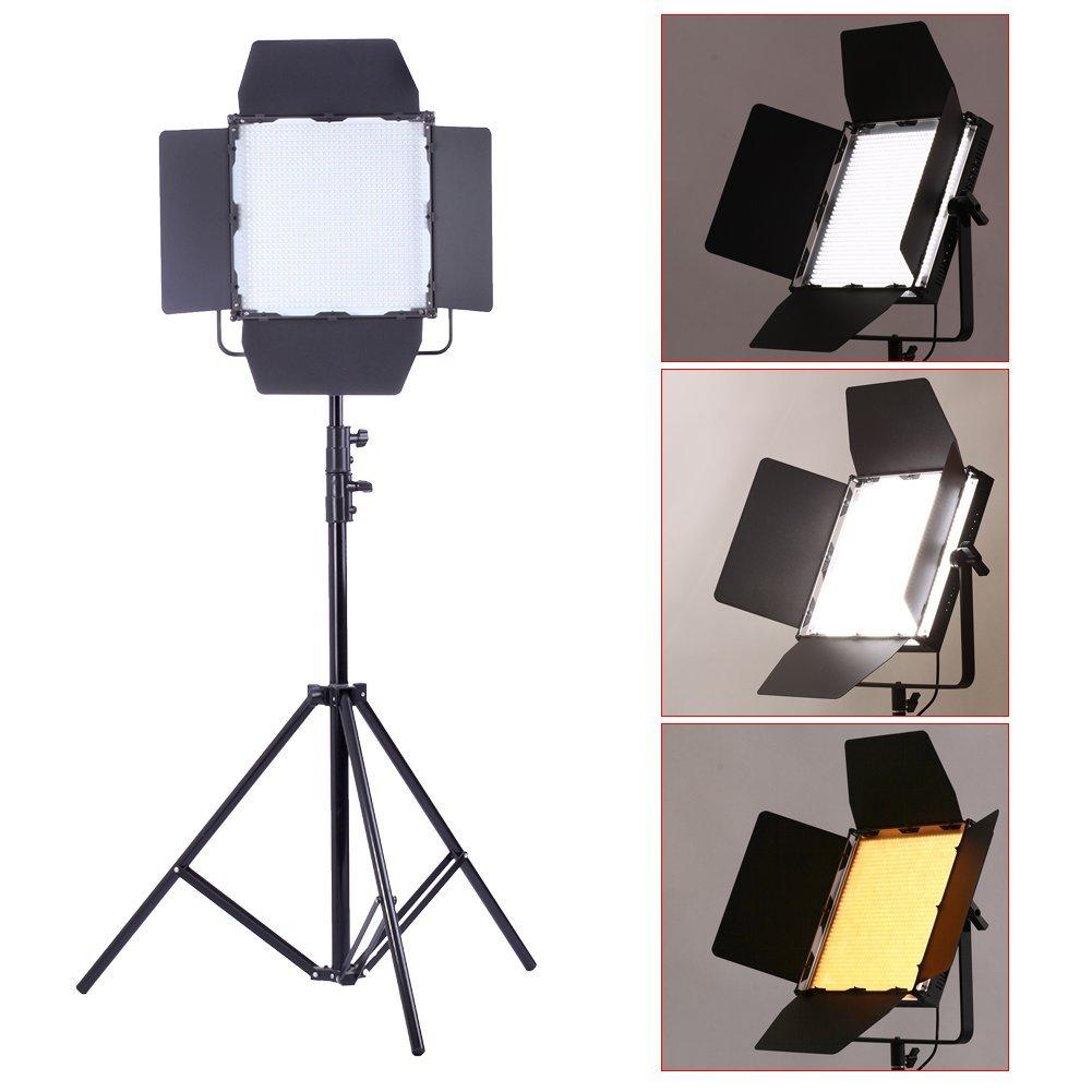 Bestlight® 5600K 75W 1190LED Dimmable Professional Photography Studio Video Light Panel