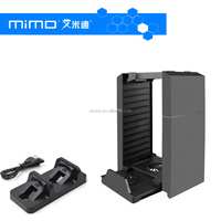 Factory Vertical Stand with fan for Playstation 4 Console