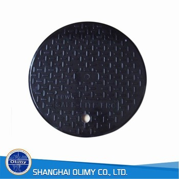 Olimy Fibreglass Well Cover Frp Drain Lid Grp Trench Cover