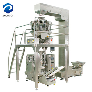 Automatic Vertical Frozen Meat Ball Packing Machine