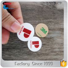 30mm EM 4200 factory price plastic lock rfid tag price proximity sticker