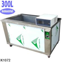 200L बड़े औद्योगिक धातु भागों Degreasing सोख टैंक अल्ट्रासोनिक क्लीनर
