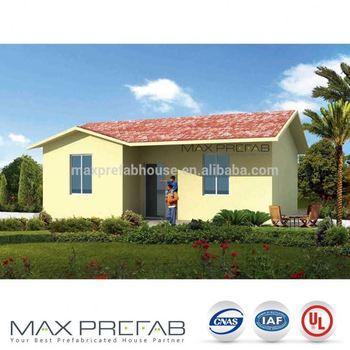 Indien Günstige Preise 2 Gebäude 1 Wohnzimmer Vorgefertigte Häuser ...