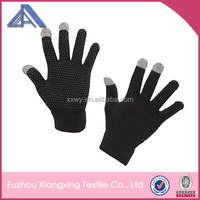 Factory manufacturer cashmere gloves for touch screen gloves/igloves
