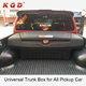 New auto accessories Universal for all pickup Rear Trunk box with Key for ford ranger wildtrack 2017