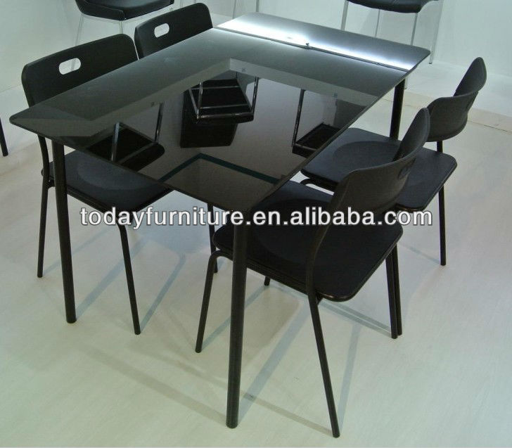 table chaises salle manger accueil design et mobilier. Black Bedroom Furniture Sets. Home Design Ideas