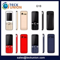 G18 Cheap Simple Mobile Phones Wholesale From China High Quality Fast Delivery Free Sample Oem Mobile Handset