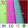 Textile fabric polyester knit mesh fabric for seat cover