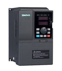 SINOVO DC to AC 3 Phase 380V 0.75k to 500kw Variable Frequency Converter 60Hz 50Hz